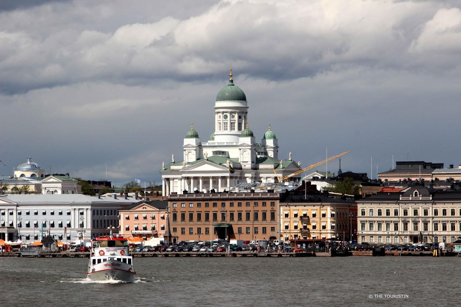 THE TOURISTIN: Helsinki-Guide. Do You Love Design, Books, Food and Equality?