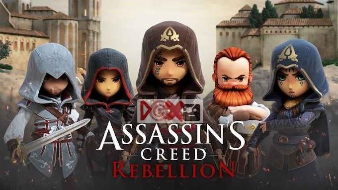 Assassins Creed Rebellion MOD v2.3.0