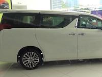 LDone Premium Class Sewa Alphard Jakarta Timur