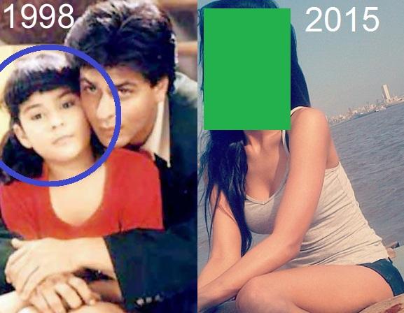 BERDARAH HIDUNG!! Masih ingat wajah comel Anjali pelakon kanak-kanak filem Kuch Kuch Hota Hai, namun ketika umurnya menjangkau 27 tahun inilah 9 foto bentuk wajah terbarunya pasti MENYAKITKAN mata korang!! Foto no.#3, #5 & #7 tu paling bikin TULANG RUSUK bergetar sekali!!!