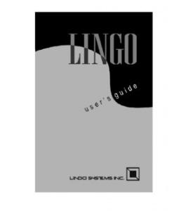 MODELING PDF LINGO OPTIMIZATION WITH