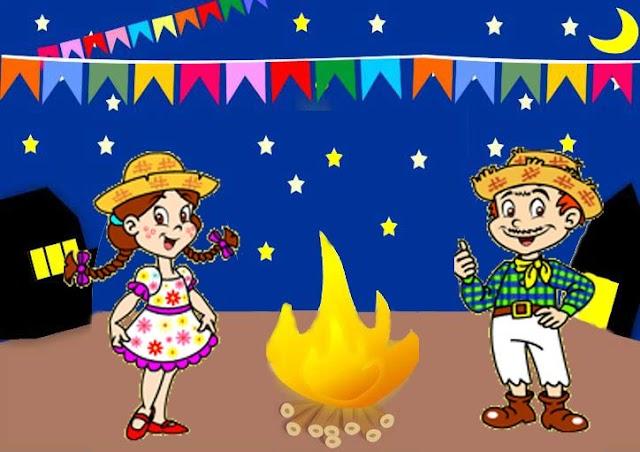 Festividades juninas em Amparo começam a todo vapor