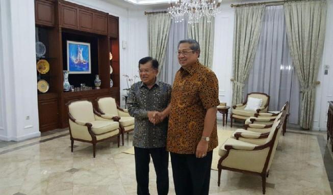 JK dan SBY Sepakat Demo Ahok 4 November Harus Aman