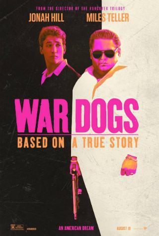 War Dogs [2016] [DVDR] [NTSC] [Latino]