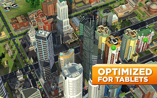 SimCity BuildIt MOD APK 1.10.11.40146