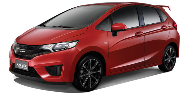All New Jazz MUGEN Limited Edition model