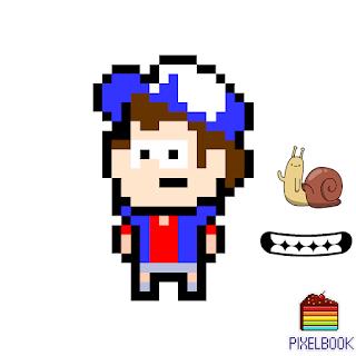 PixelBook : Game Android Mewarnai Yang  Antimainstream
