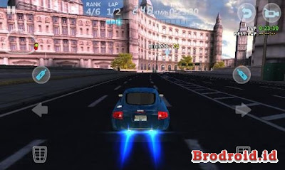 City Racing 3D Mod Apk v3.0.130 Terbaru 2017