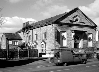 The converted Egerton Wesleyan Chapel building: 2005.