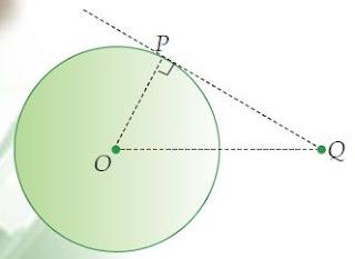 Persamaan Garis Singgung Lingkaran dan Contoh Soal Garis Singgung Lingkaran