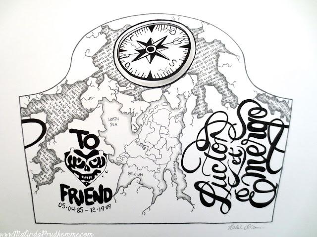 tattoo design, half sleeve tattoo design, tattoo, design, half sleeve, toronto artist, toronto art, canadian artist, malinda prudhomme, original artwork