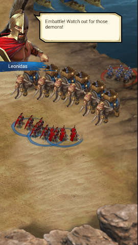 Call of Sparta Android 1.2.8 Full