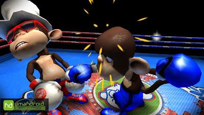 Game Monkey Boxing