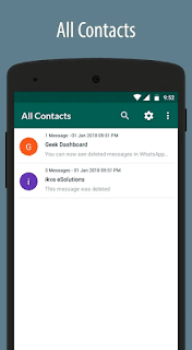 WhatsApp Delete for Everyone| View Deleted Messages v5.3.1 Pro APK Is Here !