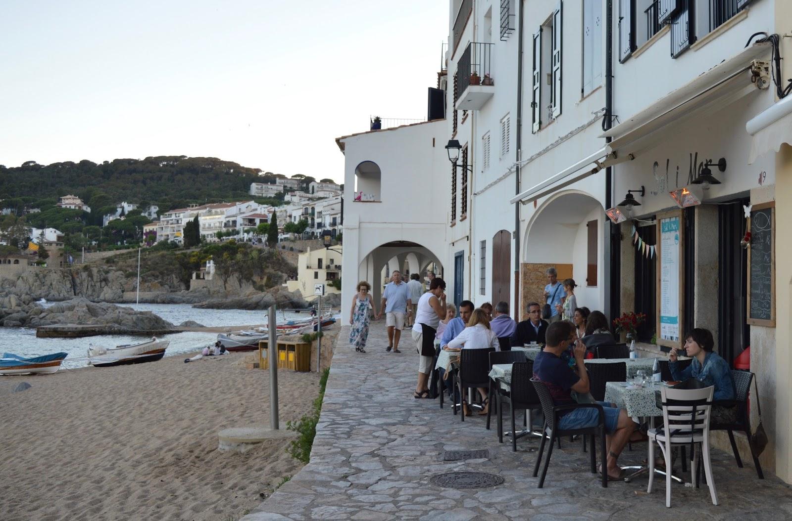 Calella de Palafrugell restaurants