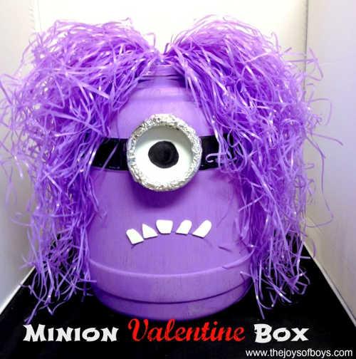 DIY Monster Valentine Box 3   Tried U0026 True