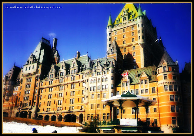 Quebec City, Quebec Canada
