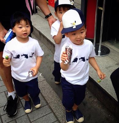 Song Il Kook Triplets
