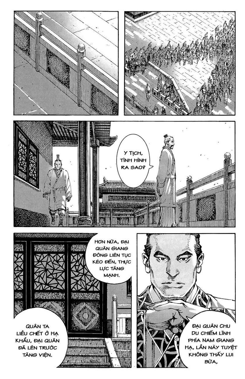 Hỏa phụng liêu nguyên Chương 378: Lão hồ thâm mưu [Remake] trang 7