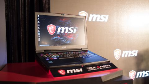 Laptop Gaming High-end Terbaru Dengan Sistem Pendingin Handal & HDR Display, MSI GT75VR Titan
