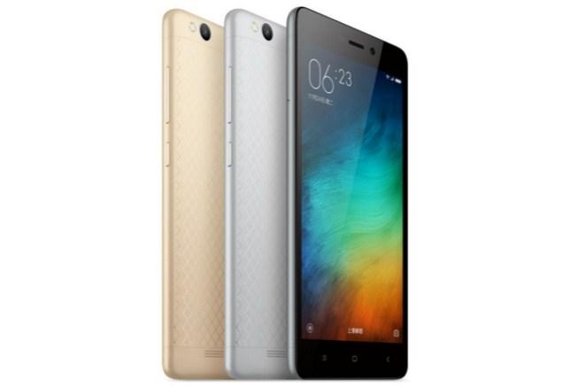 Harga dan Spesifikasi Xiaomi Redmi 3 Bulan Agustus 2016