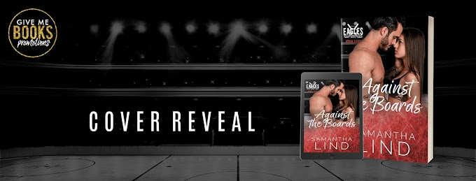 COVER REVEAL PACKET - Against the Boards by Samantha Lind
