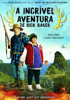A Incrível Aventura de Rick Baker
