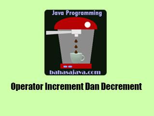 operator increment-decrement
