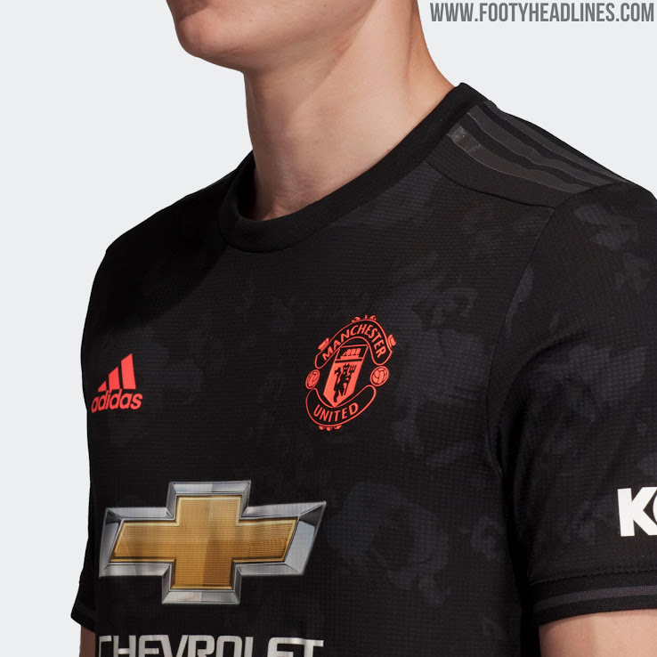 premium selection f1b80 6a5b4 Manchester United 19-20 Third Kit Released - Footy Headlines