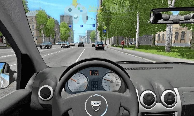 تحميل لعبة City Car Driving مجانا