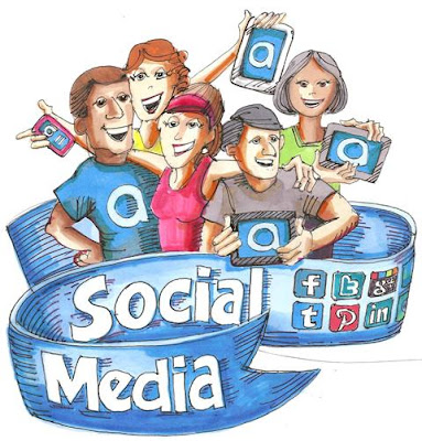 sosial media mempererat hubungan