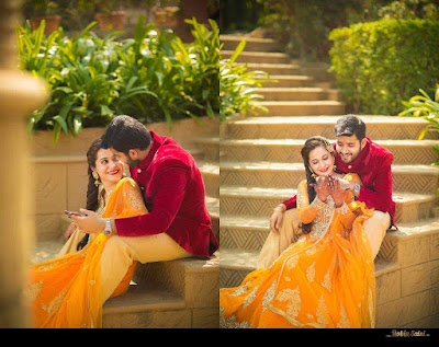 Traditional Pre-Wedding Photography in Bhubaneswar