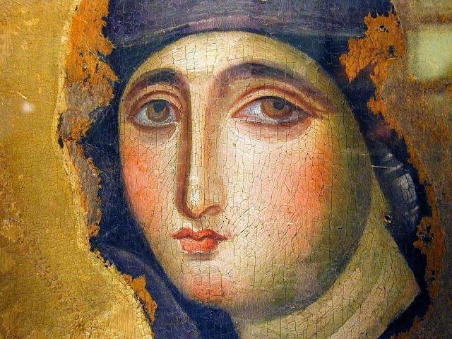 Τα μείζονα θεομητερικά κειμήλια της βυζαντινής Κωνσταντινούπολης (2 - το άγιο μαφόριο) https://leipsanothiki.blogspot.be/