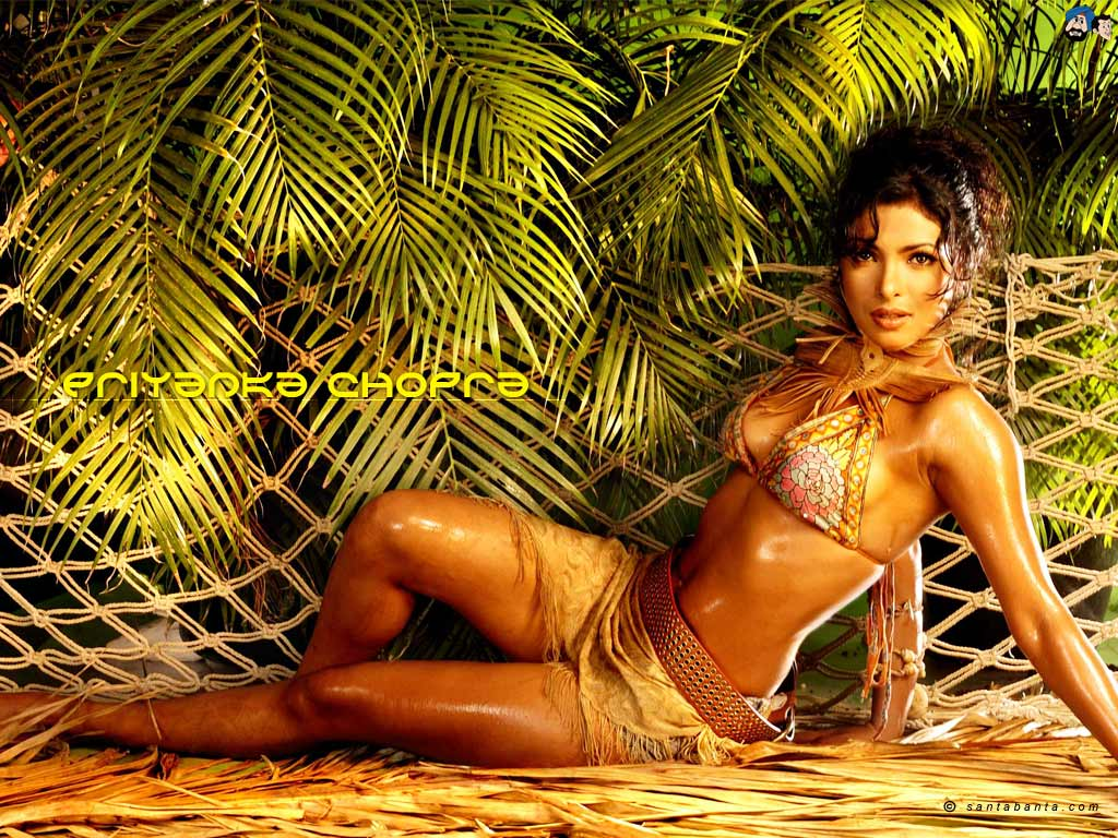 Hot Priyanka Chopra Nude