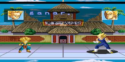 Dragon Ball Z: Super Butoden 3 - Captura 3
