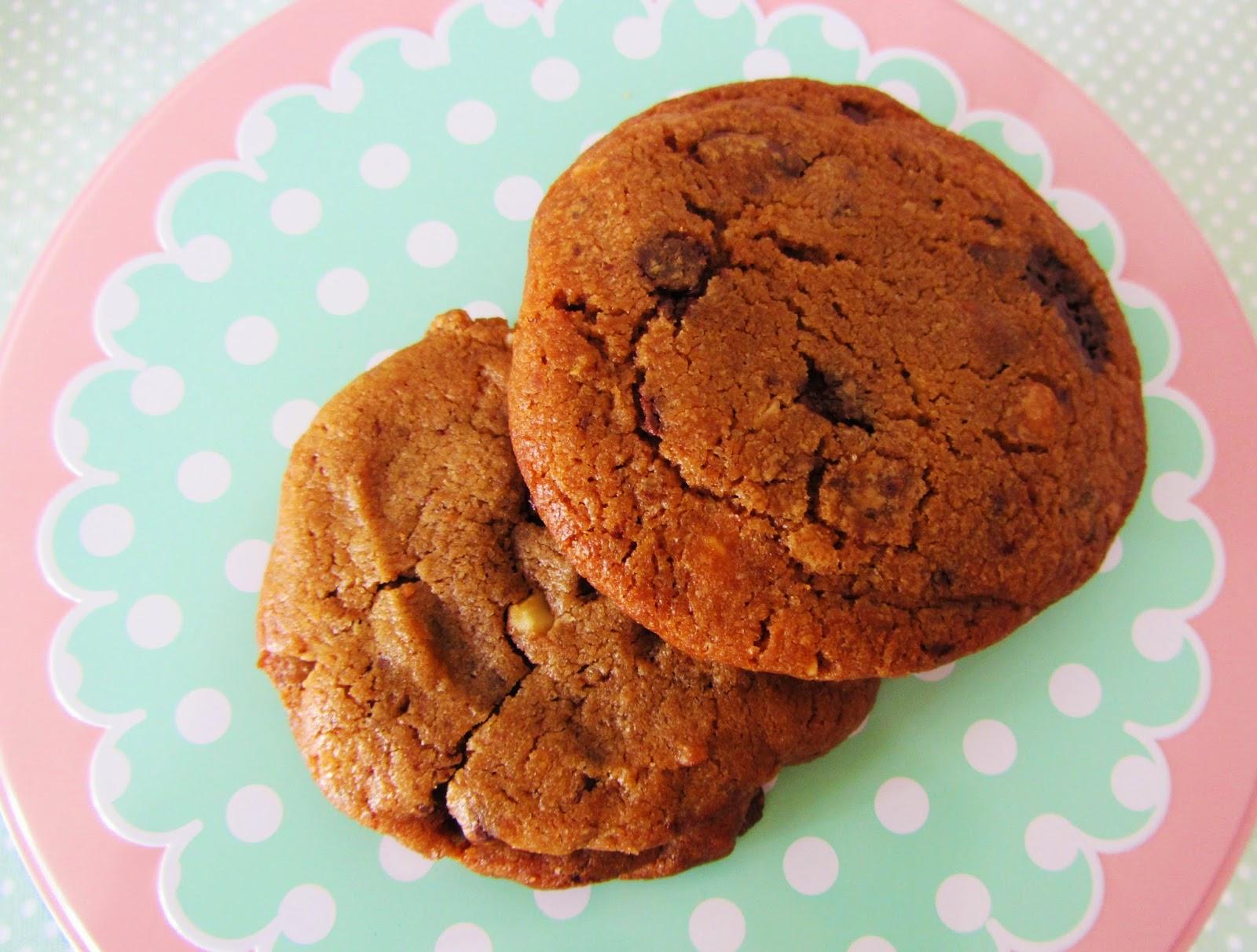 2218698d1 Storesøsters Kjøkken: Klassisk amerikanske cookies