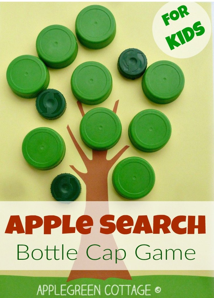 Bottle Cap Activity For Kids Le Search Legreen Cottage