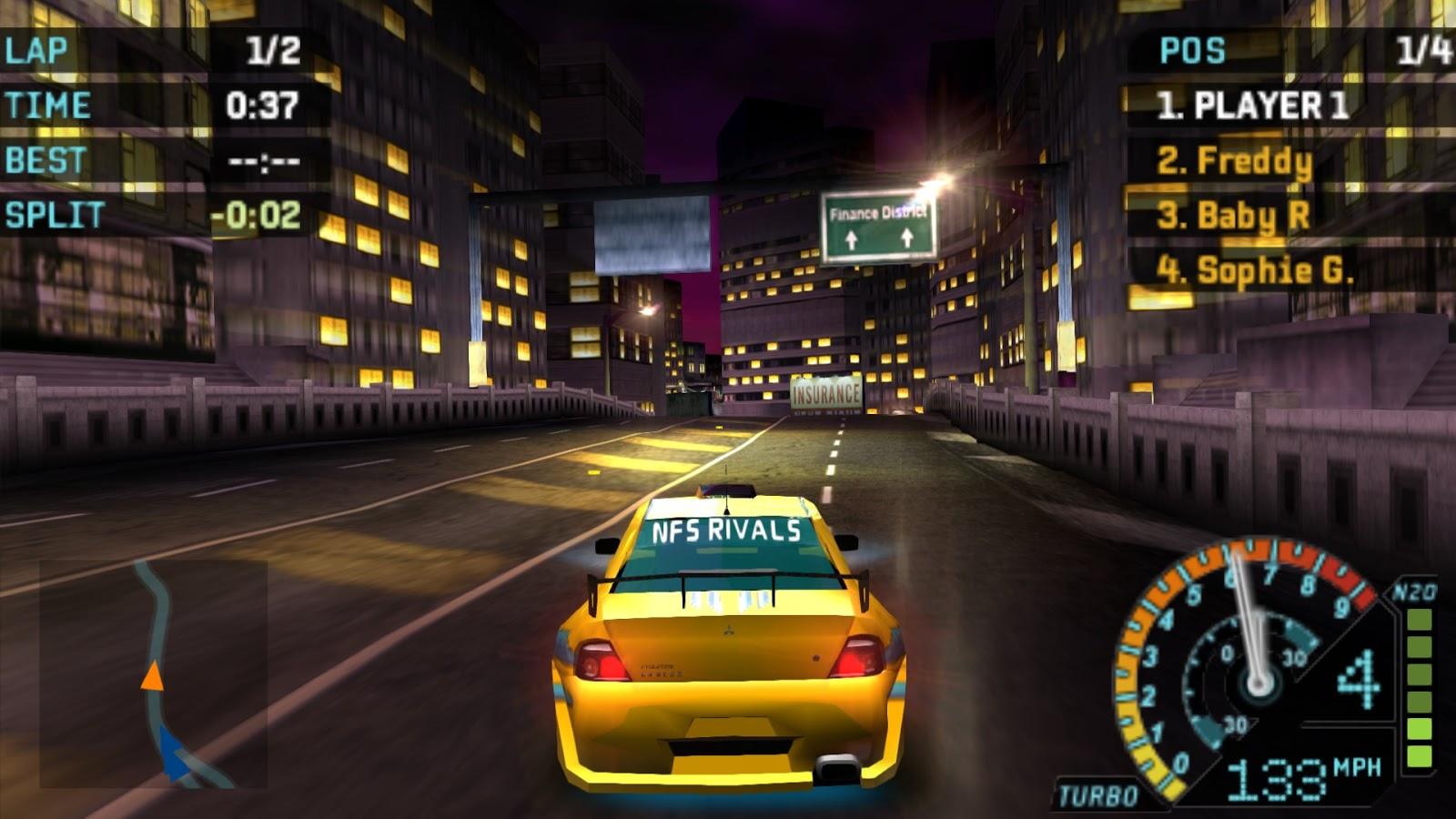Need for speed underground 3 release date in Australia