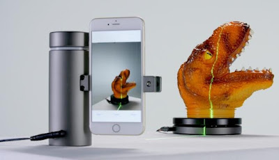 Eora3D 3D scanner