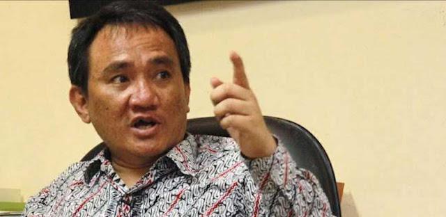 Andi Arief Dilaporkan Ke Polisi Soal Hoaks Surat Suara Dicoblos