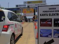 Sesuai Target, Transaksi E-Tol Terus Meningkat