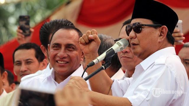 34 DPD Gerindra Akan Deklarasi Capreskan Prabowo