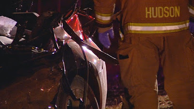 interstate 5 kern kings county suv semi truck collision one killed