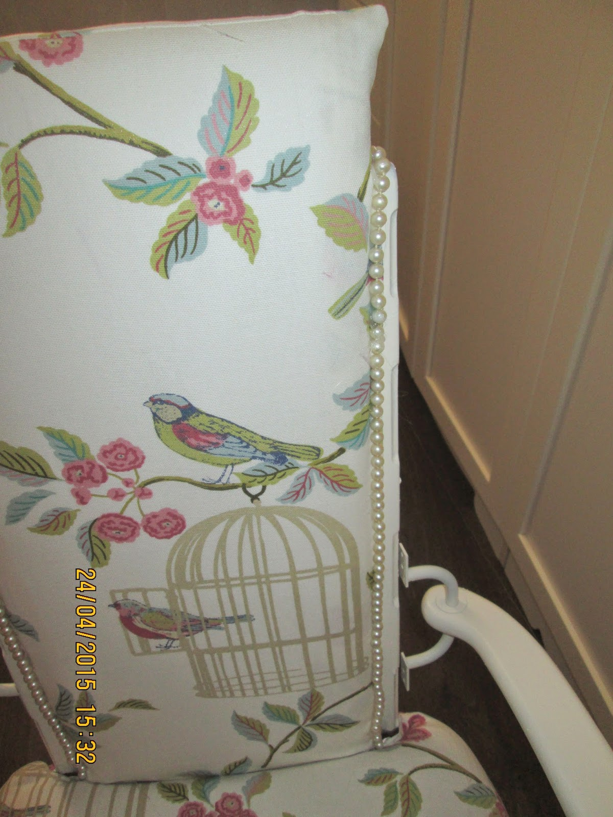 IMG 0054 - שדרוג כורסא ישנה