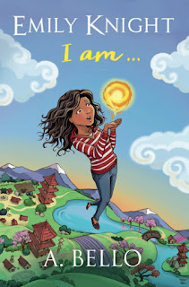 Emily Knight I AM Cover