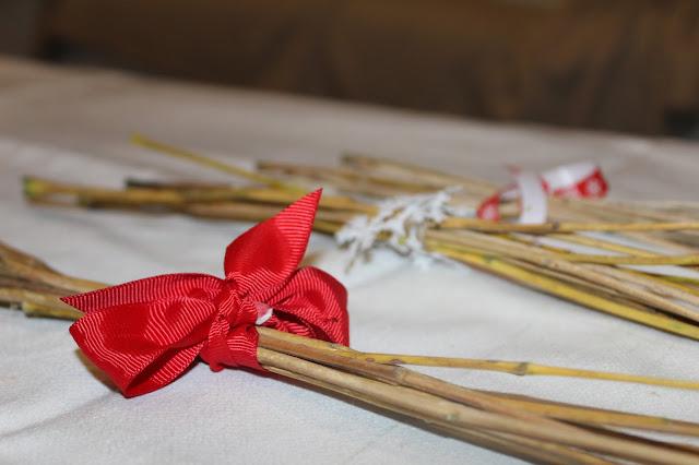 Deco DIY mesa de navidad