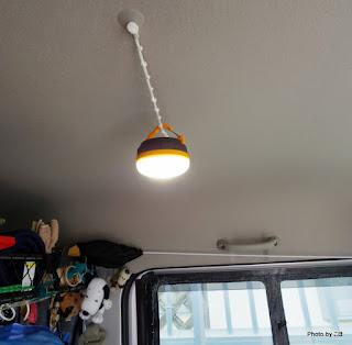LEDランタン吊り下げロープ