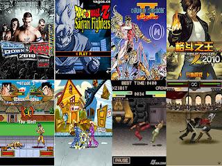 jogos de luta para celular 320x240