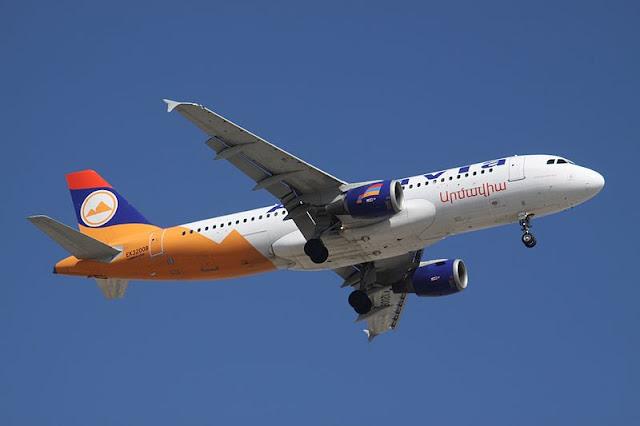 Gambar Pesawat Airbus A320 07