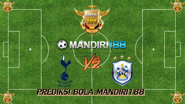 AGEN BOLA - Prediksi Tottenham Hotspur vs Huddersfield Town 3 Maret 2018
